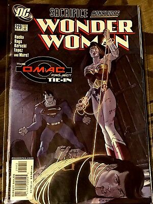 Wonder Woman 219 (2005) Variant Issue - NM