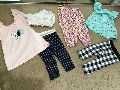 Bulk Baby Girls Clothes Size 0 - Country Road, Purebaby