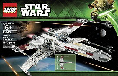 LEGO 10240 Star Wars UCS Red Five X-Wing Starfighter - Brand New In Box