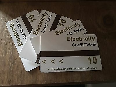 Ampy Electric Meter Card Credit          Code A