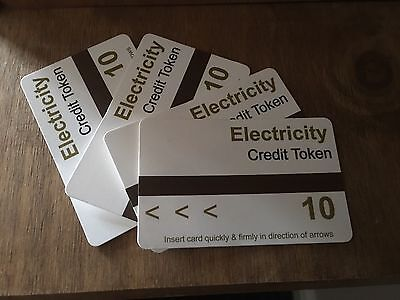 Ampy Electric Meter Cards Credit          Code A