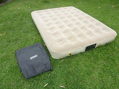 Air Mattress, Colman, Queen