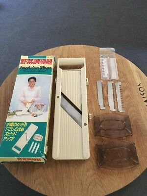 Shimomura Japanese mandolin / vegetable slicer VS-101