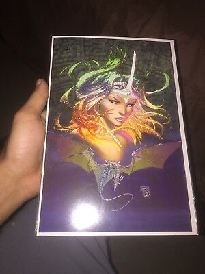 Michael Turner's Soul Fire Limited Edition Of 700 ultra RARE book C