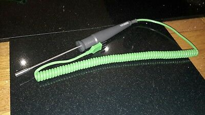 100mm K-Type Thermocouple Stainless Steel Probe. Surface probe