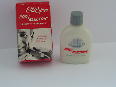 """""""Old Spice"""" Pro Electric in OVP"""