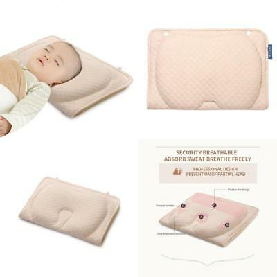 Baby Pillow For Newborn Prevent Flat Head Syndrome, Baby Memory Foam Head-Shapin