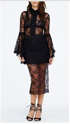 Alice McCall Stunning Top And Skirt. Excellent Condition. Retailed At $600