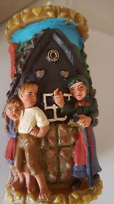 Antique collectible Gunter German candle new in box Hansel and Gretel