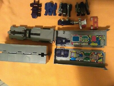 original G1 Transformers Optimus prime junker lot