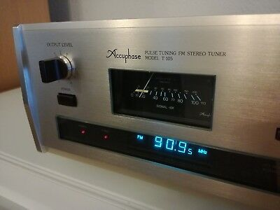 Accuphase T-105 High End Tuner
