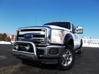 2015 Ford F-350 4x4 - Leather - Fully Loaded - No Reserve Leather - 4x4 - Fully Loaded - Diesel - 100K Mile Warranty - No Reserve
