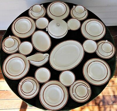 """Wedgwood """"Colorado""""  40 Piece Dinner setting for 6 people never used as new!"""