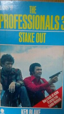 The Professionals - Stake Out