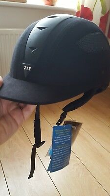 Brand new Just togs Sprint Excel Riding hat size 59cm (7 1/4)