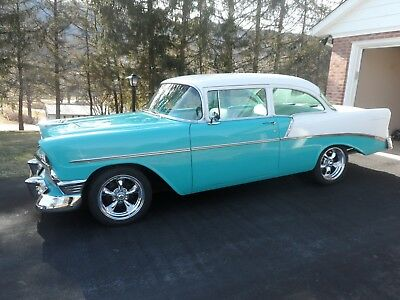 1956 Chevrolet Bel Air/150/210 Standard 1956 Chevy 2D Coupe 210