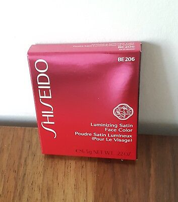 SHISEIDO Luminizing Satin Face Color Rouge BE2016 BE 2016 Highlighter