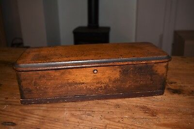 Lovely Vintage Wooden Box