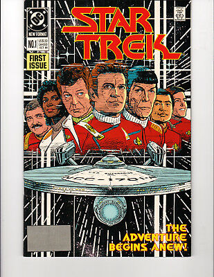 Star Trek - 1989 Series - DC - 66 Issue Lot - All 9.2 NM-
