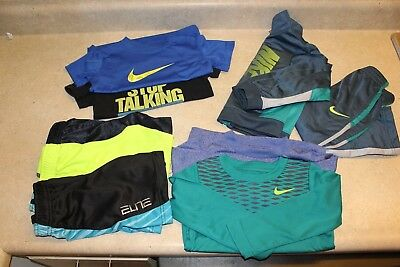 Pre-owned NIKE 2T 2 Toddler Boys LOT