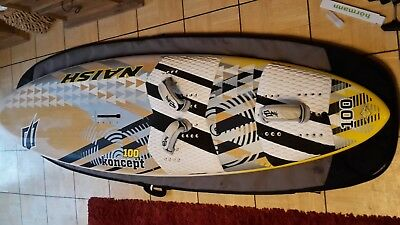 Windsurfbrett Surfboard Wassersport Naish Starship 100