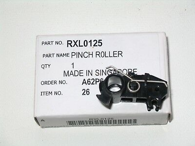 Compact cassette deck pinch roller arm RXL0125 - Genuine Panasonic Technics