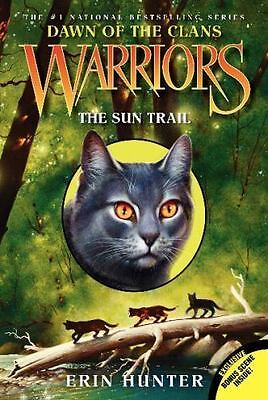 LOT OF 2 Warriors Cats Books by  Erin Hunter Moonrise Midnight Paperback