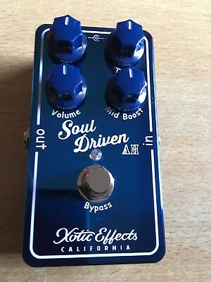 XOTIC Soul Driven AH Allen Hinds Limited Edition