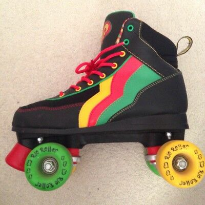 Rio roller skates in very good condition - UK size 7