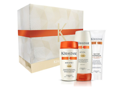 Kérastase Nutritive 3 Step Beauty Ritual 3 Piece Set Rrp £69.99