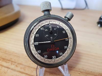Rare OMEGA STOPWATCH RATTRAPANTE from the 60/70ties