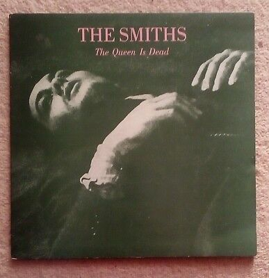 THE SMITHS   THE QUEEN IS DEAD  1st PRESSING ROUGH TRADE