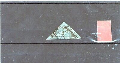 South Africa Cape Of Good Hope Used Triangle Stamp 1863 -64 Cat £450.00+