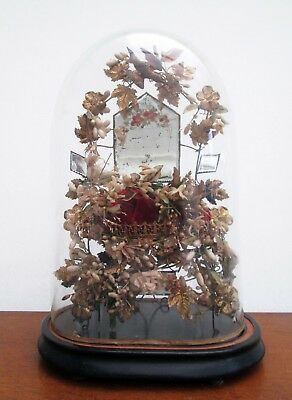 Antique French Marriage Wedding Dome