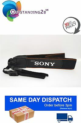 Black & Yellow Camera Strap For Nikon DSLR SLR D3100 D5100 D90 D80 D70S D70 D60