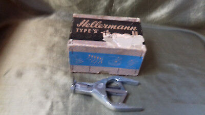 Vintage Hellermann Boxed Type S Cable Marker/Sleeving Expander Tool with sleeves
