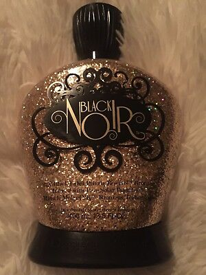Designer Skin BLACK NOIR DARK Tanning Lotion 400ml 👑👑👑
