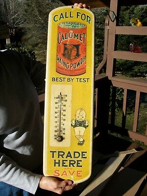 Calmulet Baking Powder Thermometer Wood Chicago