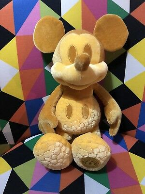 Disney Micky Mouse Memories Soft Toy