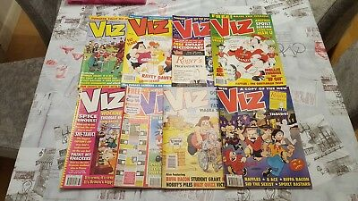Viz Comic Collection 8 Issues 85,86,87,88,89,90,91 & 92.