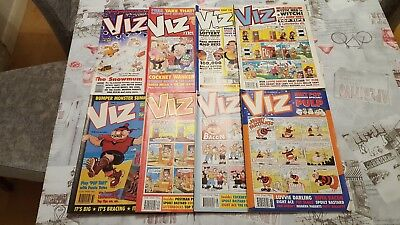 Viz Comic Collection 8 Issues 69,70,71,7273,74,75,76.