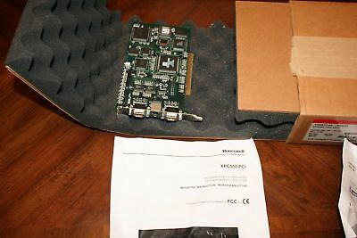 HONEYWELL XPC500 Interface Board for Building Supervisors New in Box