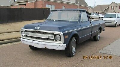 1969 Chevrolet C-10 long wheel base chevy c10