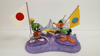 Marvin the Martian Daffy,  Duck Dodgers in the 24th and a half century Planet X