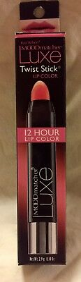 Fran Wilson Moodmatcher Mm Luxe Twist Sticks Lipstick Pink Color Nib Cosmetic