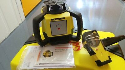 leica rugby laser level