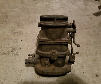 Stromberg 48 Carburetor 2 bbl Flathead Ford V8 Hot Rod For Rebuild NICE