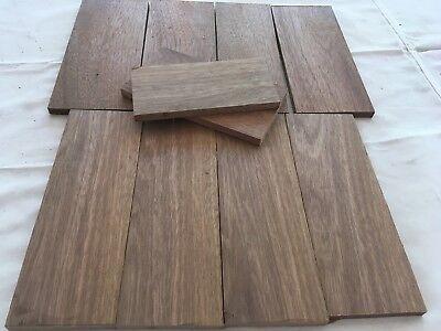 Wood Blanks For Box Making Or Craft Lot 10