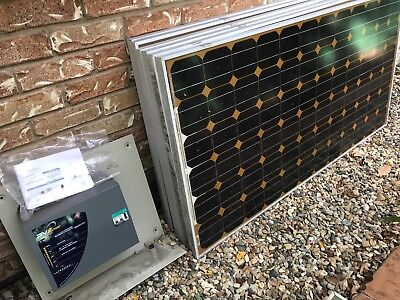 COMPLETE SOLAR SYSTEM FOR SMALL HOME/UNIT- 1.2KVA LATRONICS PVEdge Grid Connect
