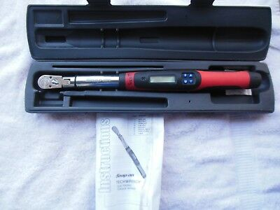Snap On 2FR10 Electronic Torque Wrench
